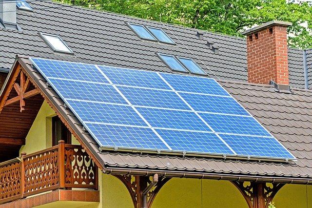napelemes rendszerek telepítése